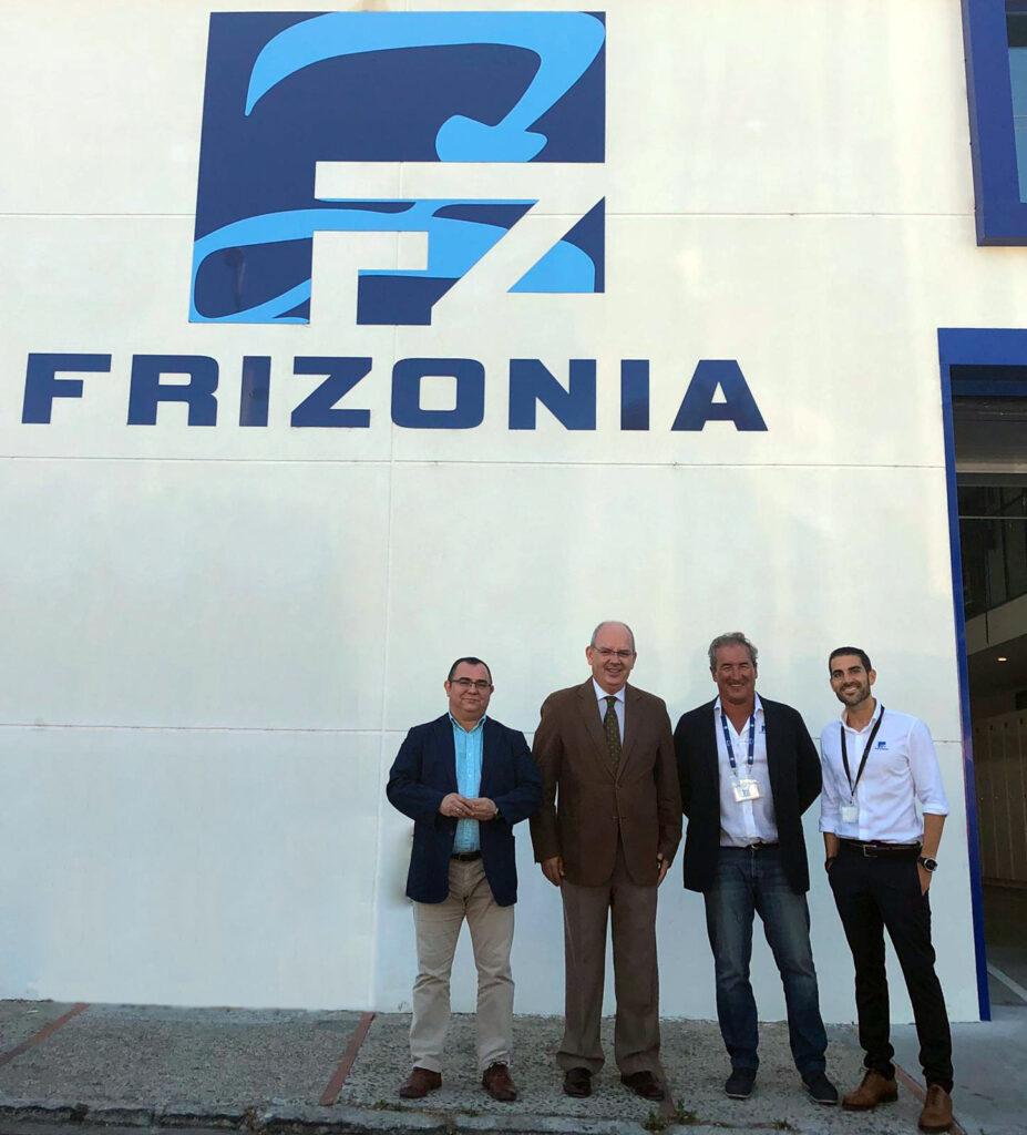 CEC and FEMCA visit FRIZONIA