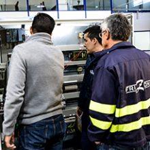 FRIZONIA desarrolla las pruebas FAT de las Plantas Enfriadoras de las gambuzas del buque AAOR