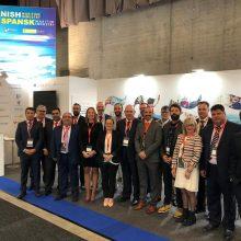 FRIZONIA presente en NOR-SHIPPING 2019