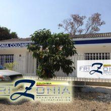 Instalaciones de FRIZONIA Colombia S.A.S.