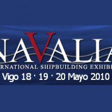 FRIZONIA estará presente En NAVALIA 2010