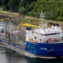 FRIZONIA contratada para la ampliación del buque Team Oman