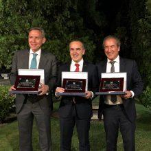 FRIZONIA recibe el reconocimiento de AINE a sus 25 años de trayectoria