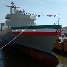 """FRIZONIA has delivered the Refrigeration Systems for Provision Stores of the ship """"ARM Chiapas"""" for SEMAR"""