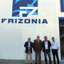 """FRIZONIA receives the visit of the """"CONFEDERACIÓN DE EMPRESARIOS DE CÁDIZ"""" (CEC) and """"FEDERACIÓN DE EMPRESAS DEL METAL DE CÁDIZ"""" (FEMCA)"""