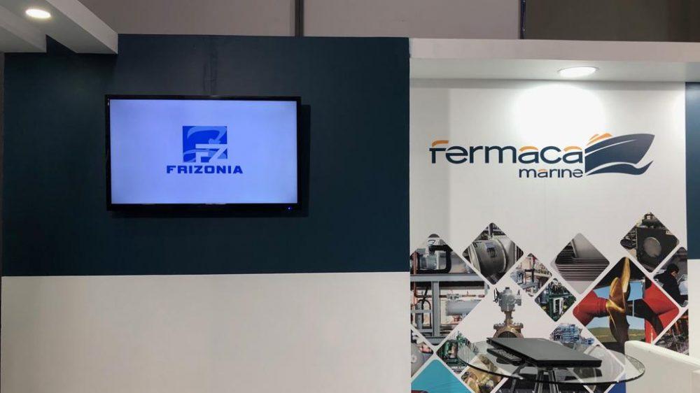 FRIZONIA at ENMAR 2019