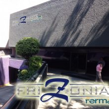 Our facilities FRIZONIA Mex de CV