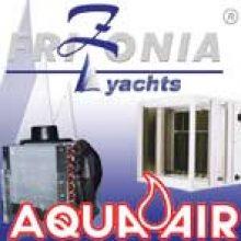 Nueva división de Aire Acondicionado para Yates FRIZONIA YACHTS