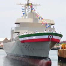 "FRIZONIA has been hired for the HVAC system of the ship ""ARM Hidalgo"" (SEMAR)"