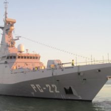 "FRIZONIA gets contract award for OPV ""Warao"" repair"