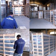 4th delivery for the HVAC system of a hydroelectric plant in Angola