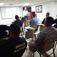FRIZONIA has developed a specific training course for Operation and Maintenance of Air Conditioning Systems and Cold Rooms for the Colombian Navy