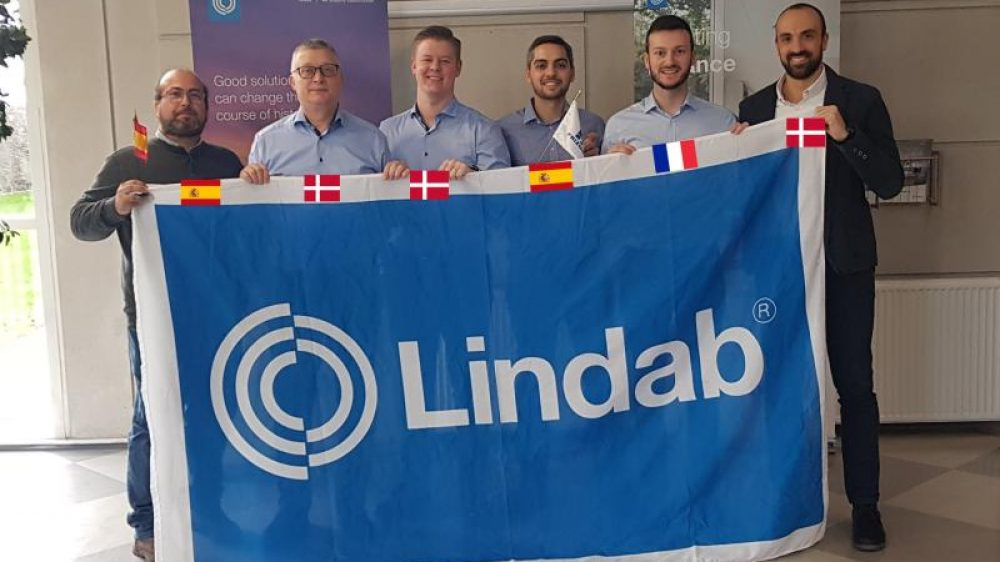 Visit to the LINDAB factories