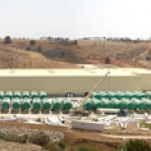 FRIZONIA contracted for HVAC system in a Desalination Plant