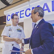 COTECMAR and FRIZONIA signed a Cooperation Agreement