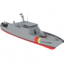FRIZONIA gets the order for HVAC+REF systems for a navy ship, in Colombia