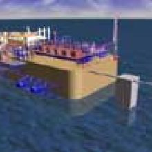FRIZONIA in the Adriatic LNG Project