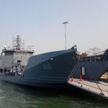 FRIZONIA gets the order for the second landing ship for Colombia