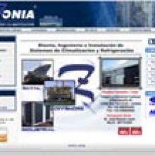 New version of Corporative Web
