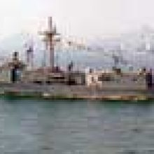 "FRIZONIA in the conversion works of the ""Victoria"" and ""Numancia"" frigates"