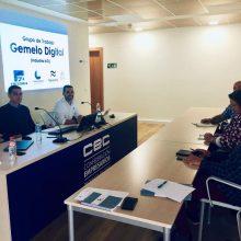 """FRIZONIA lidera el Grupo de Trabajo """"Gemelo Digital"""""""
