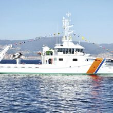 "FRIZONIA has delivered the HVAC+R system for the ship ""ARC Roncador"" to Armón Vigo"