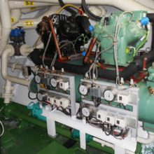 FRIZONIA consigue el contrato para el suministro del Sistema HVAC+R de un buque BAL-C para la Fuerza Naval de Honduras