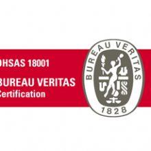 FRIZONIA supera la auditoría para la certificación de la OHSAS 18001