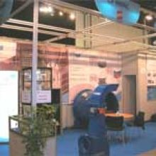 FRIZONIA in Europort Maritime 2007 Trade Fairs, as CF HVAC