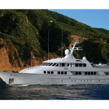 "FRIZONIA hires the ""rebuilding"" of the air conditioning system of a luxury yacht"