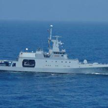 """FRIZONIA contracted to ship ARC """"20 de Julio"""""""