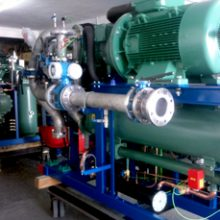 FRIZONIA initiates the FAT tests for the Chiller Plants for the new BAM Vessels