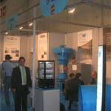 CF HVAC se presentó en Nor-Shipping 2007 al mercado internacional
