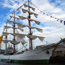 FRIZONIA wins the bid for the Ship ARC Gloria (Colombian Navy)