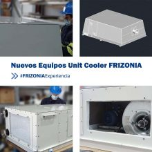FRIZONIA DEVELOPS TWO NEW MODELS OF UNIT COOLER EQUIPMENT: UCO – SILENT AND UCO – RADAR