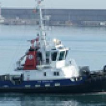 FRIZONIA contracted in a Tug Vessel in Colombia