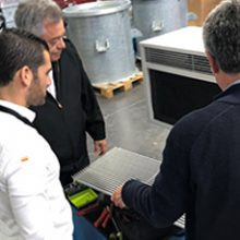 """FRIZONIA receives the inspection of SEMAR for the equipment of the ship ARM """"Jalisco"""""""