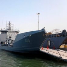FRIZONIA contrata el segundo buque de desembarco anfibio para Colombia