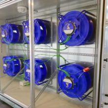 FRIZONIA suministra los equipos de ventilación del edificio ASP Machine House del nuevo Complejo Siderúrgico en Argelia