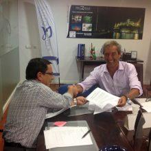 FRIZONIA y FERMACA firman Memorando de entendimiento para constituir FRIZONIA MEXICO