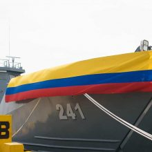 FRIZONIA gets the contract for the HVAC system of a new BDA ship