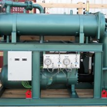 Shipping the HVAC equipment for the Mexican Navy