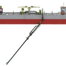 FRIZONIA in the HVAC system of a Hopper suction dredge for Jan de Nul