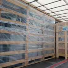 Delivery of main AC equipment for a Hydroelectric Plant in Angola