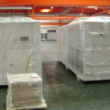 Delivery of equipment for the Pacific Project